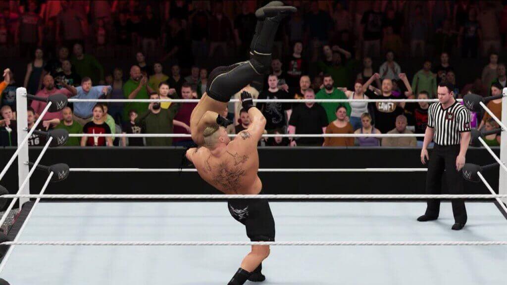WWE2K16 download free