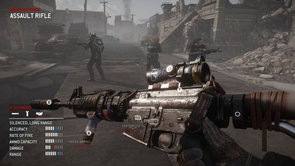 Homefront The Revolution download free