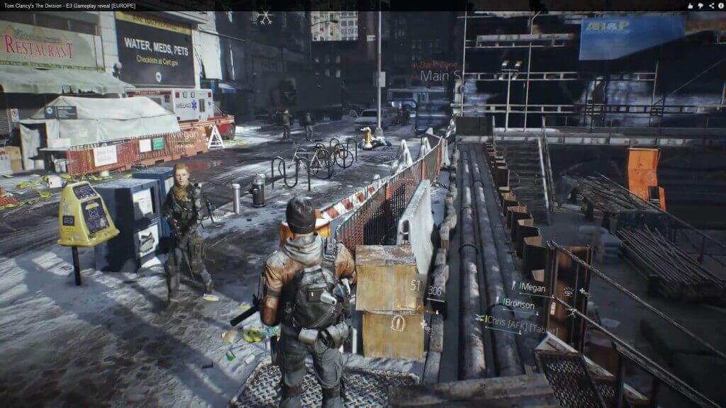Tom Clancys The Division download free