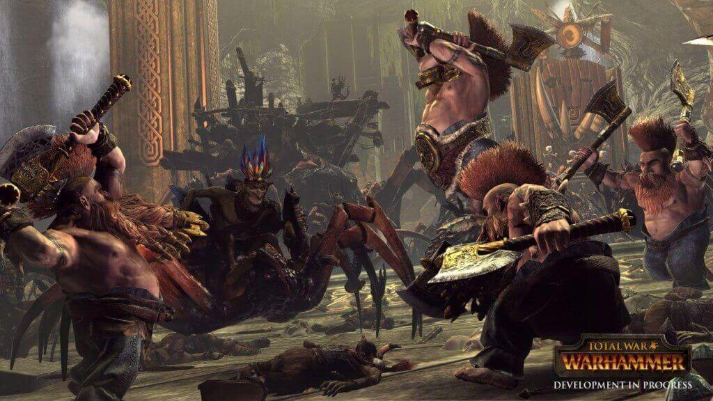 Total War Warhammer download free