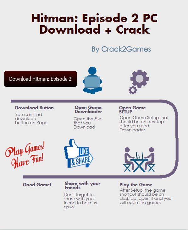 Hitman Episode 2 download crack free