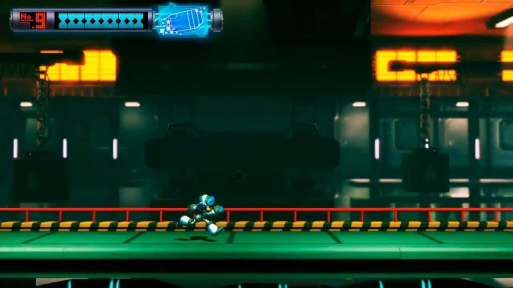 Mighty No 9 download free