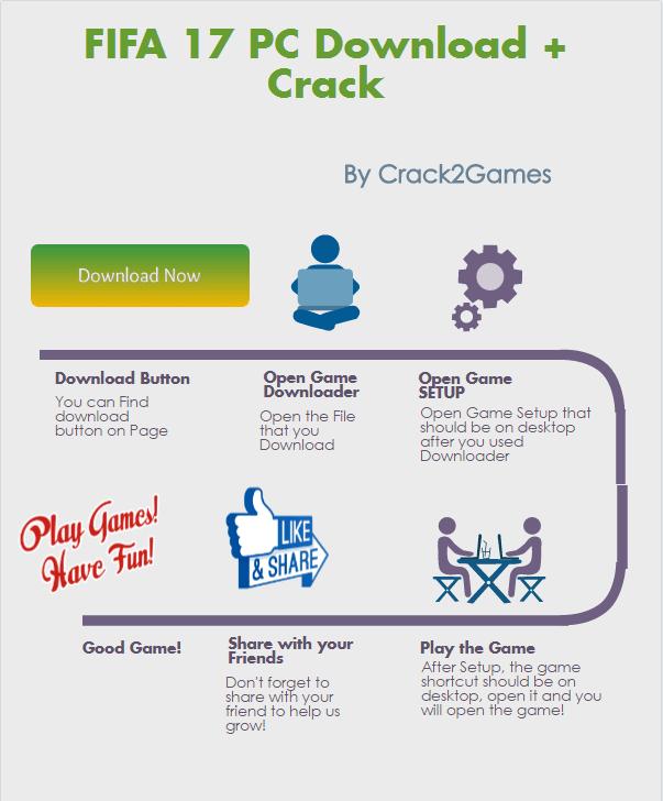 FIFA 17 download crack free