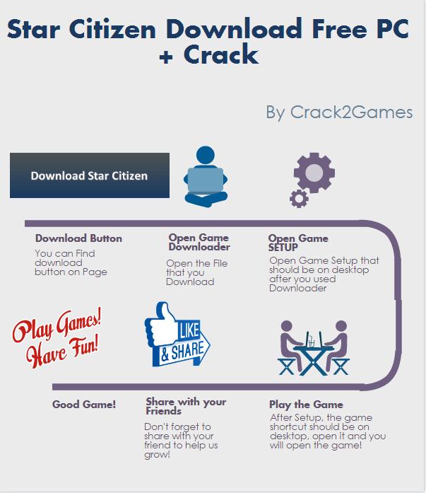 Star Citizen download crack free