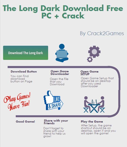 The Long Dark download crack free