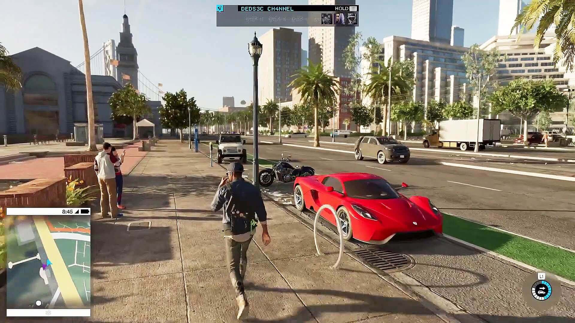 Watch Dogs 2 download free