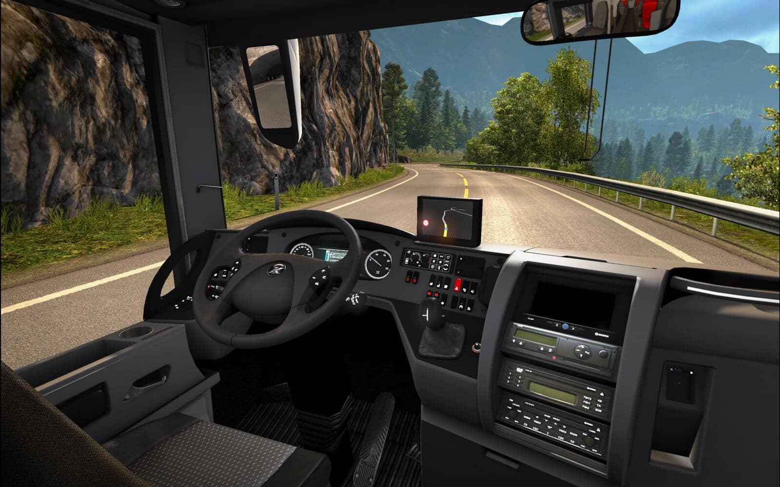 Euro Coach Simulator download free