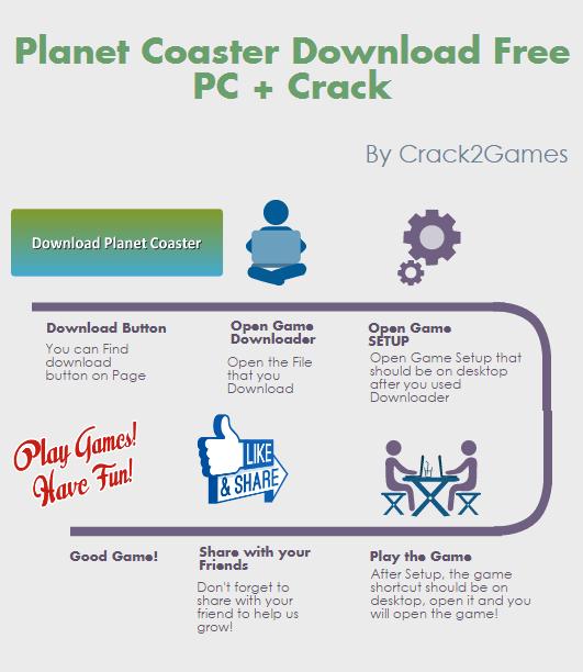 Planet Coaster download crack free