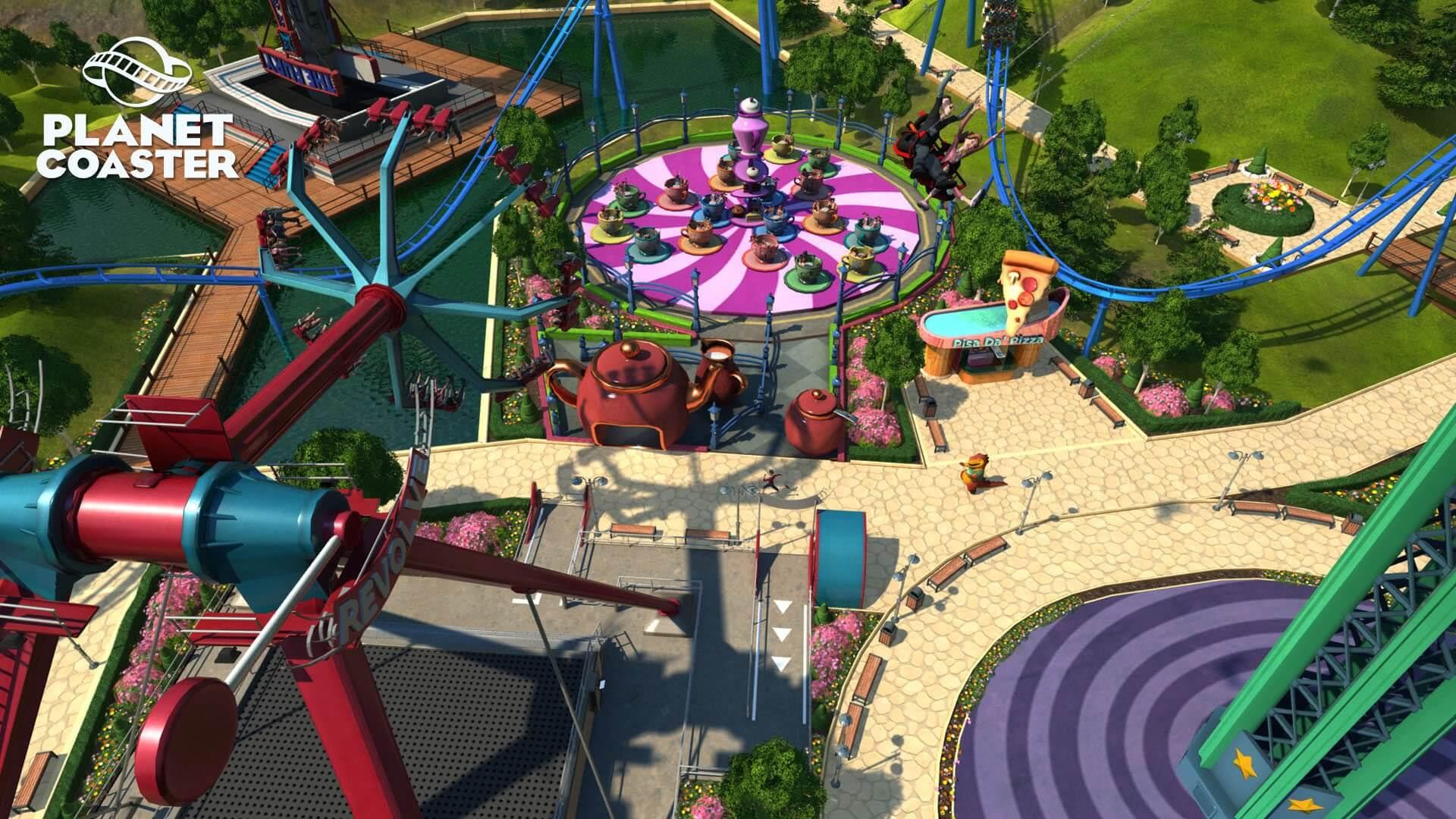 Planet Coaster download free