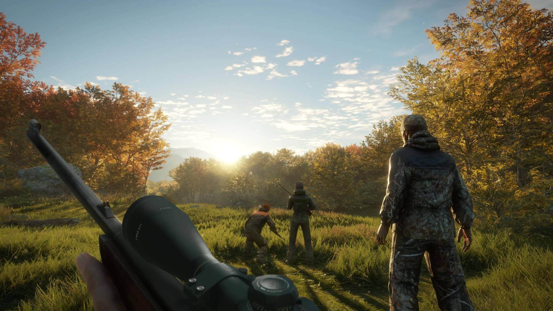 theHunter Call of the Wild download free
