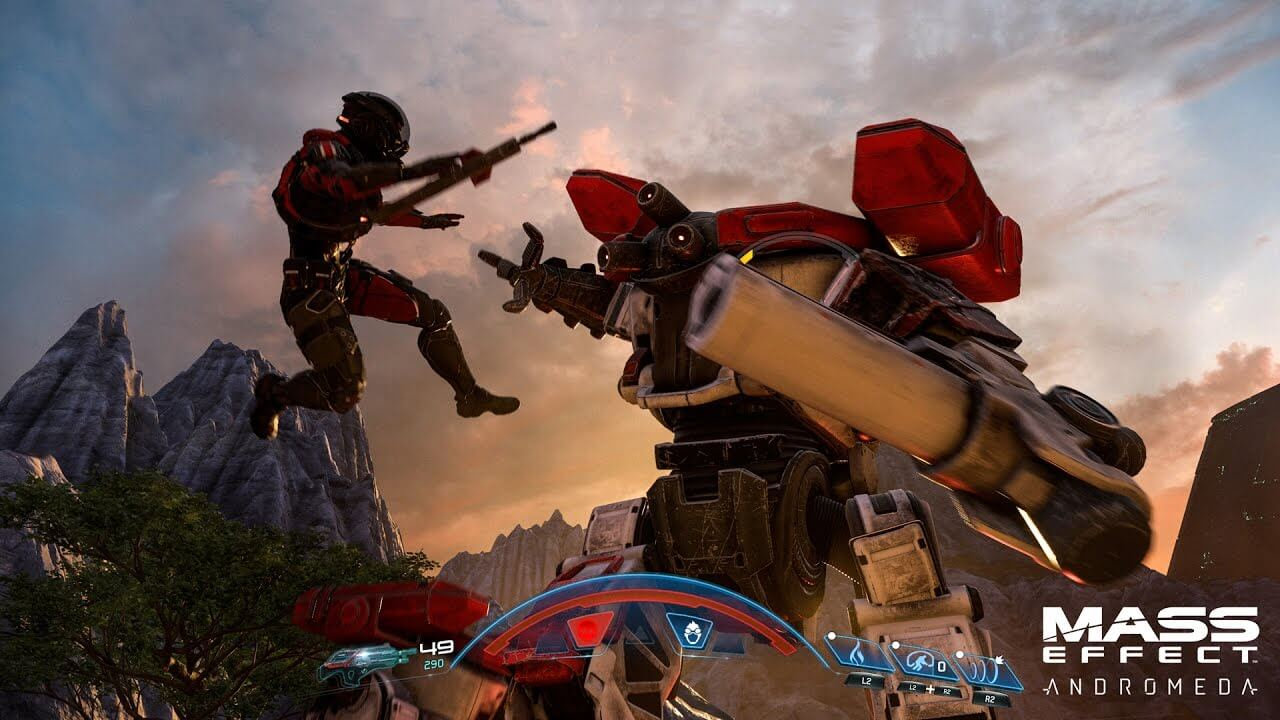Mass effect andromeda download free