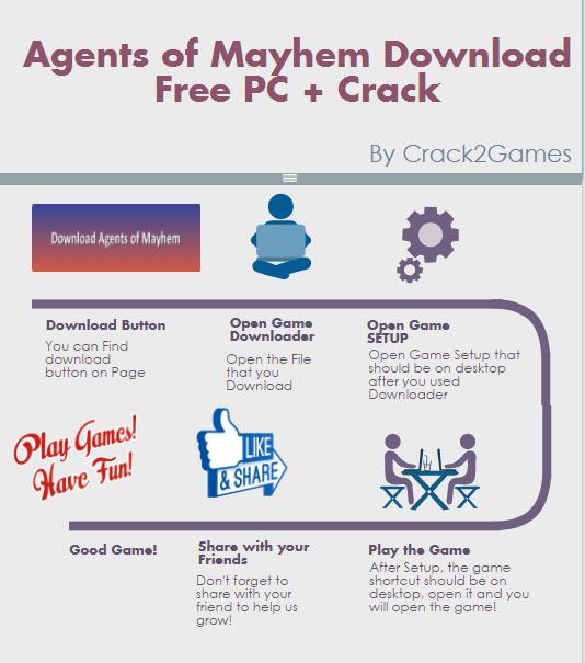 Agents of Mayhem download crack free