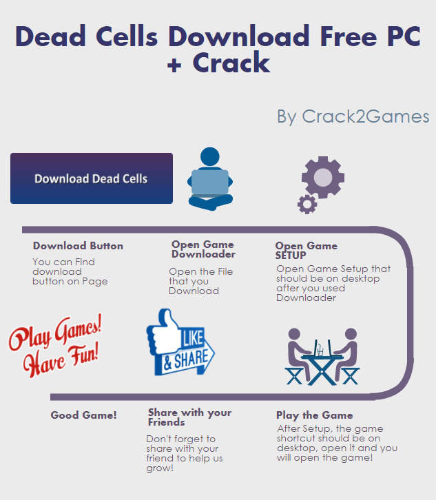 Dead Cells download crack free