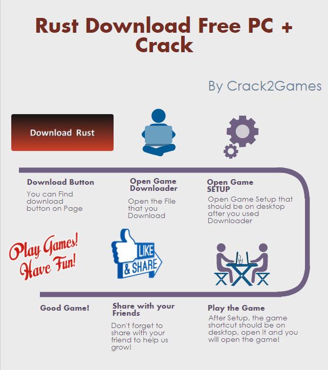 Rust download crack free