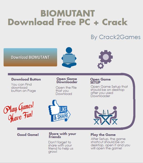 BIOMUTANT torrent