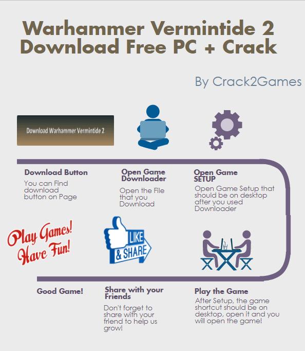 Warhammer Vermintide 2 torrent