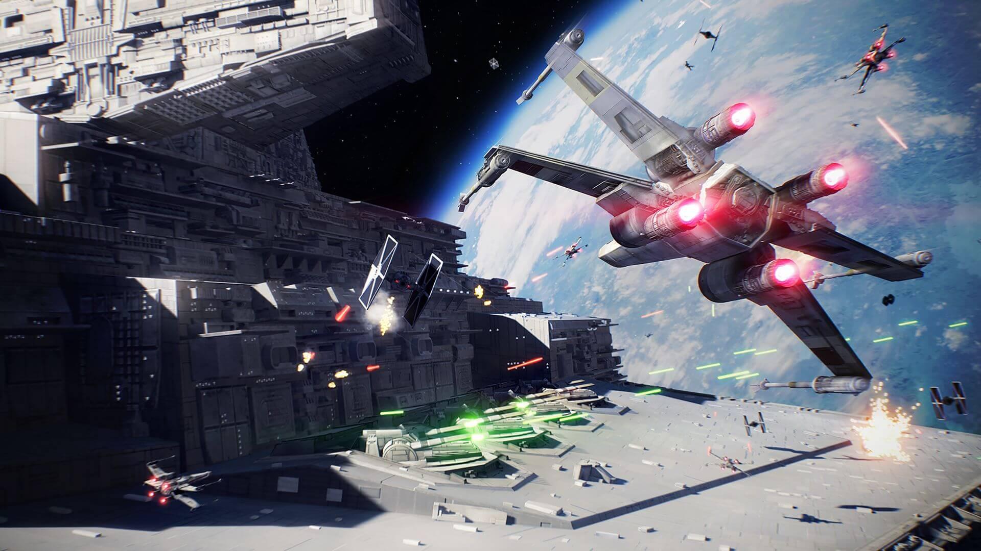 Star Wars Battlefront 2 download free
