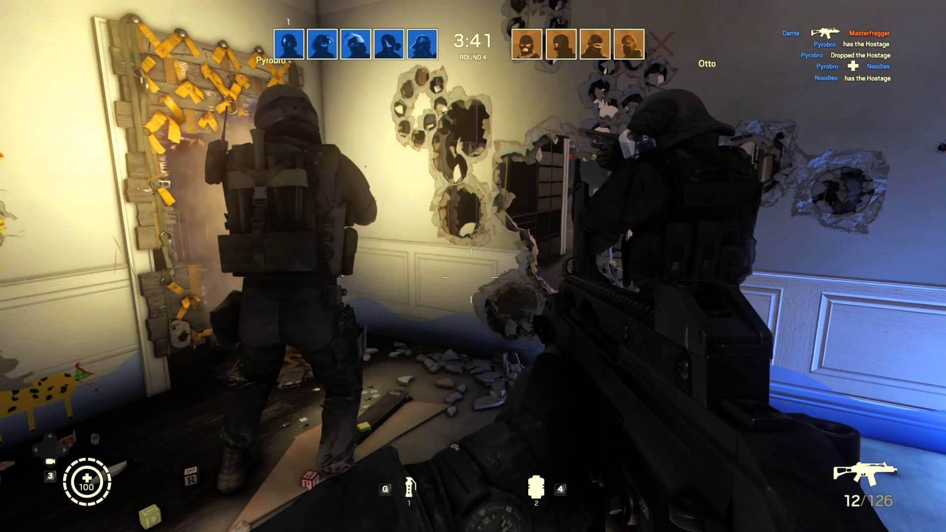 Tom Clancy's Rainbow Six Siege download free