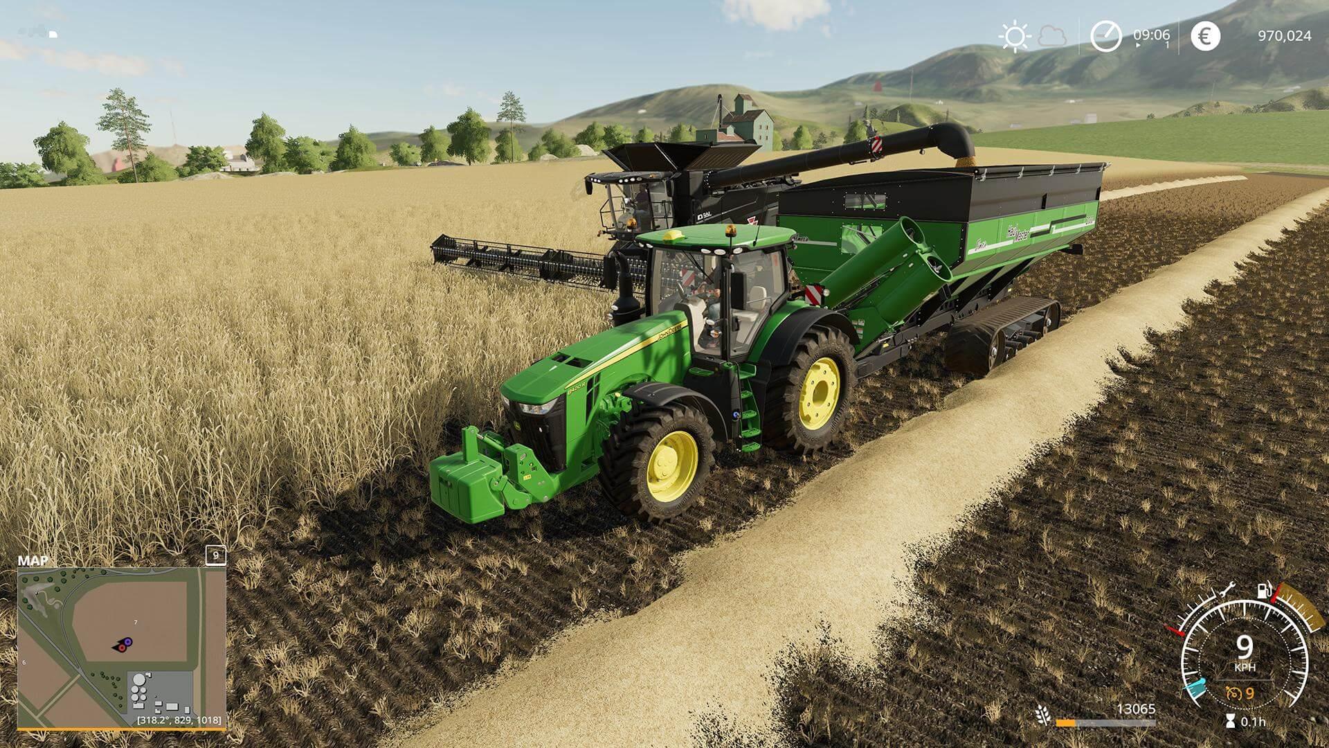 Farming Simulator 19 download free