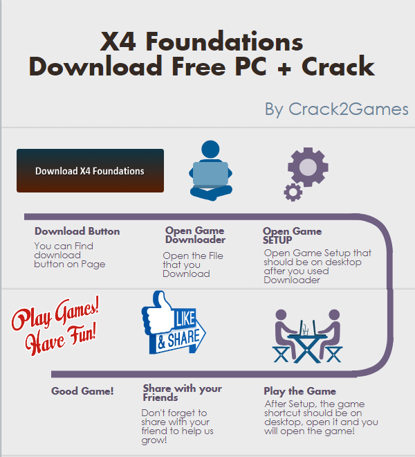 X4 Foundations download crack free