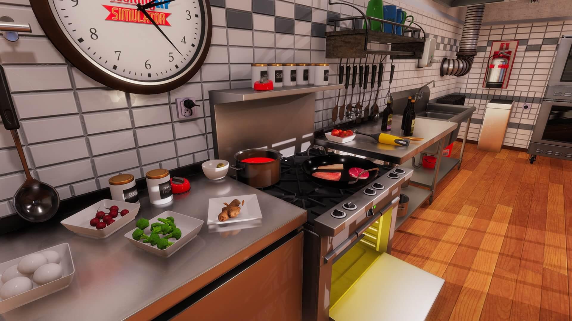Cooking Simulator download free