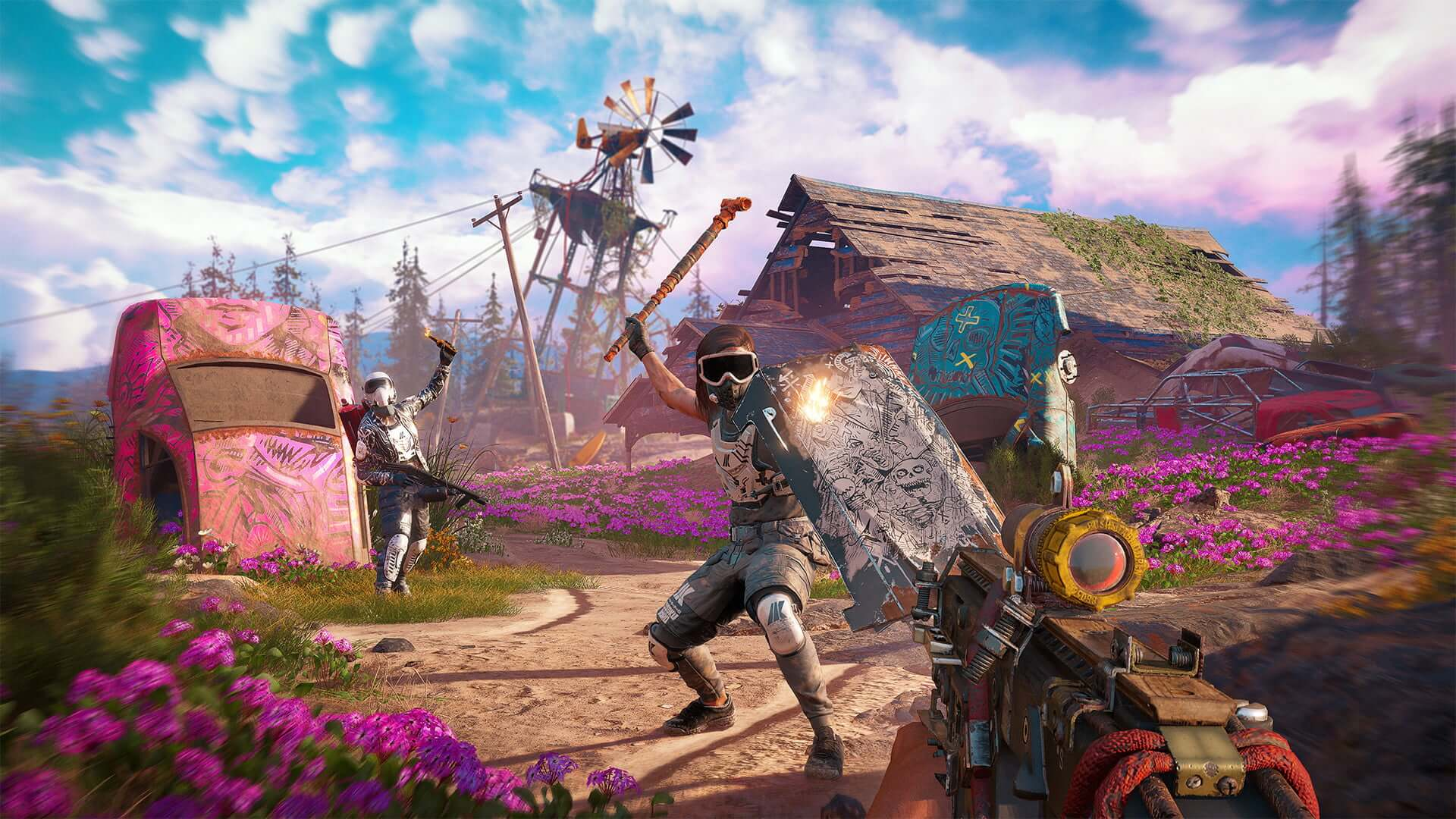 Far Cry New Dawn download free