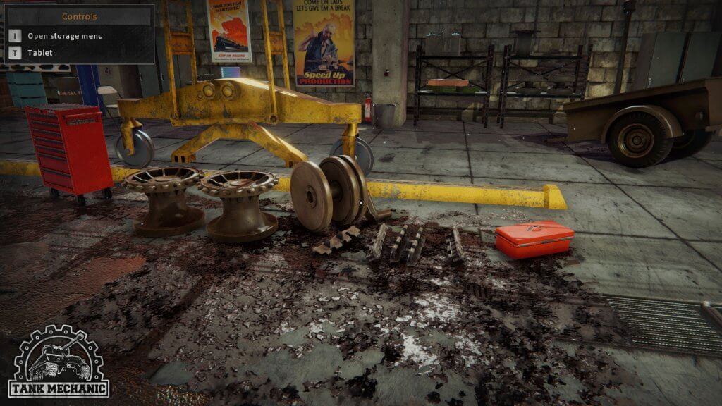Tank Mechanic Simulator download free