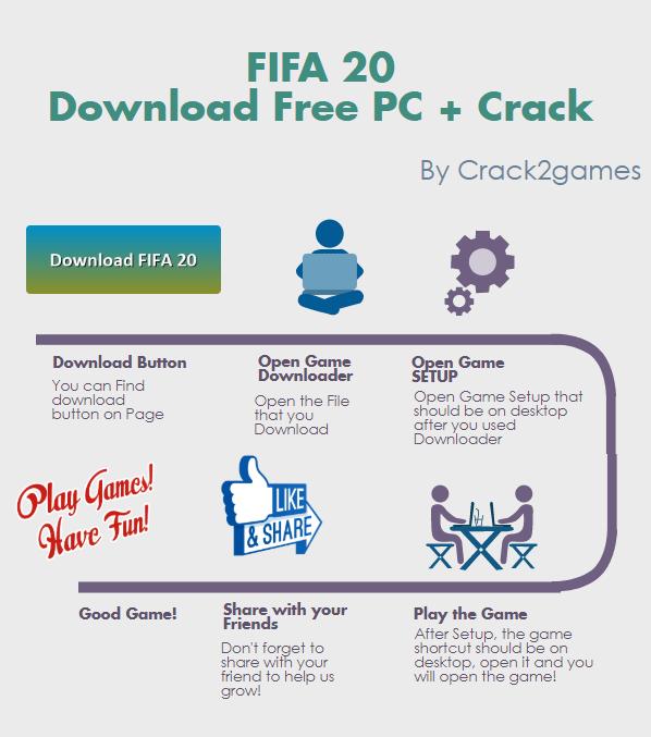FIFA 20 download crack free