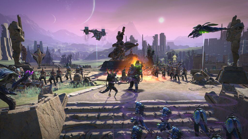 Age of Wonders Planetfall download free