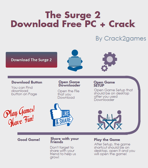 The Surge 2 download crack free