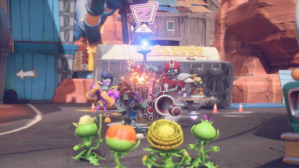 Plants vs. Zombies Battle for Neighborville download free