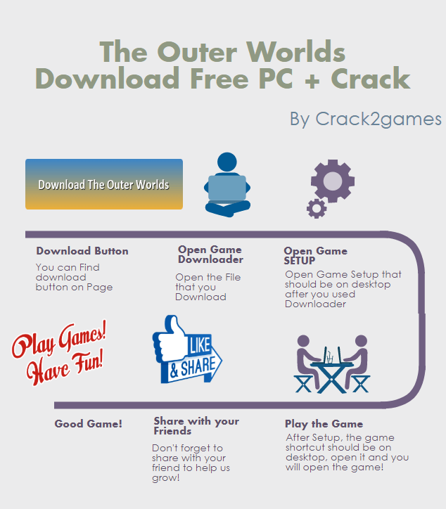 The Outer Worlds download crack free