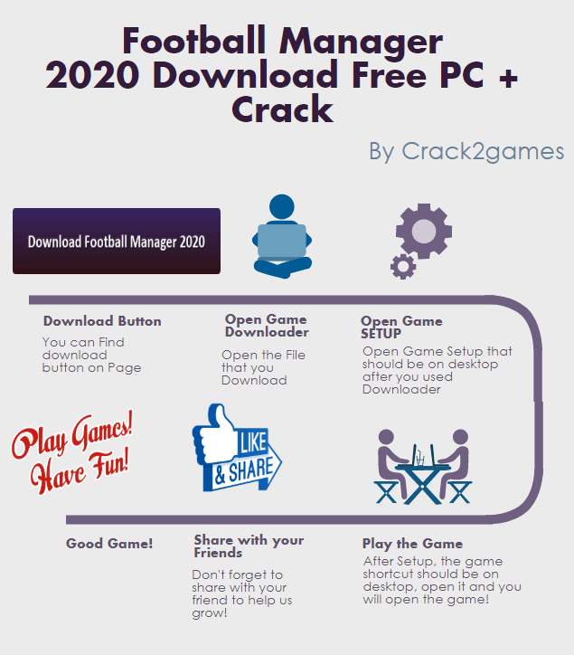 Football Manager 2020 download crack free