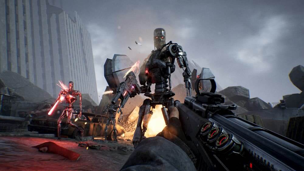 Terminator Resistance download free