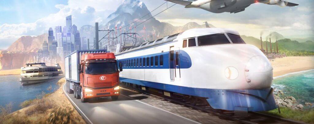 Transport Fever 2 download free