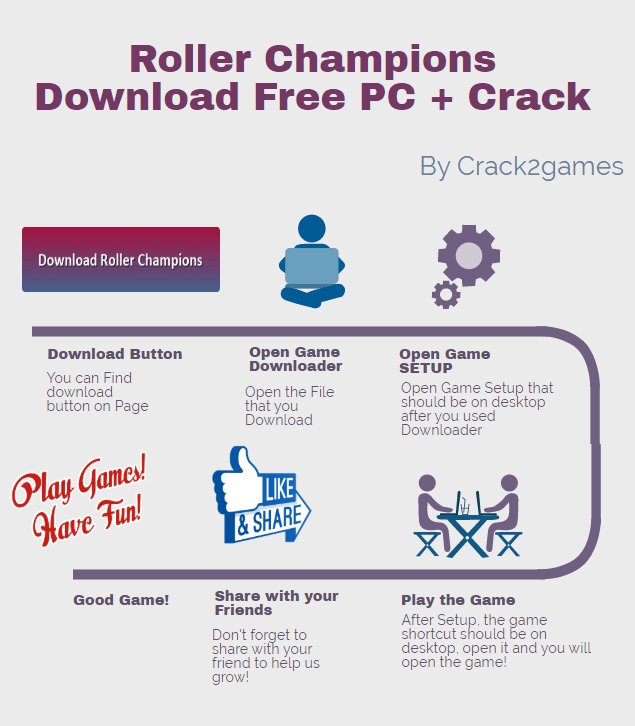 Roller Champions download crack free